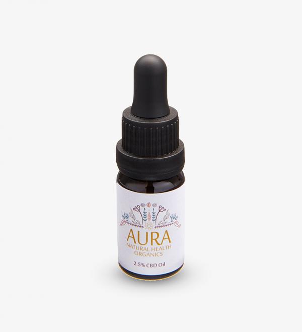 Aura CBD Oil 250mg