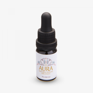 Aura CBD Oil 500mg