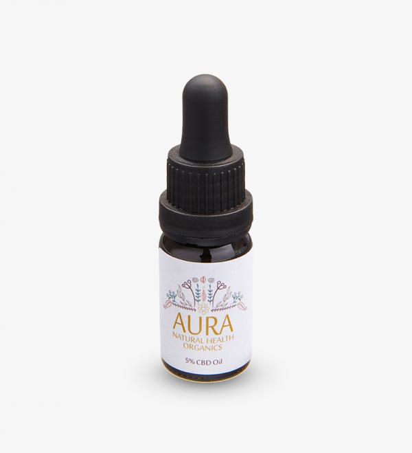 Aura CBD Oil 500mg