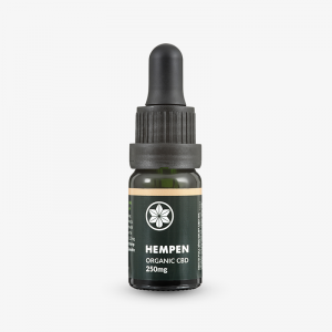 Hempen organic CBD oil 250mg