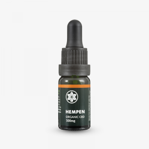 Hempen organic CBD oil 500mg