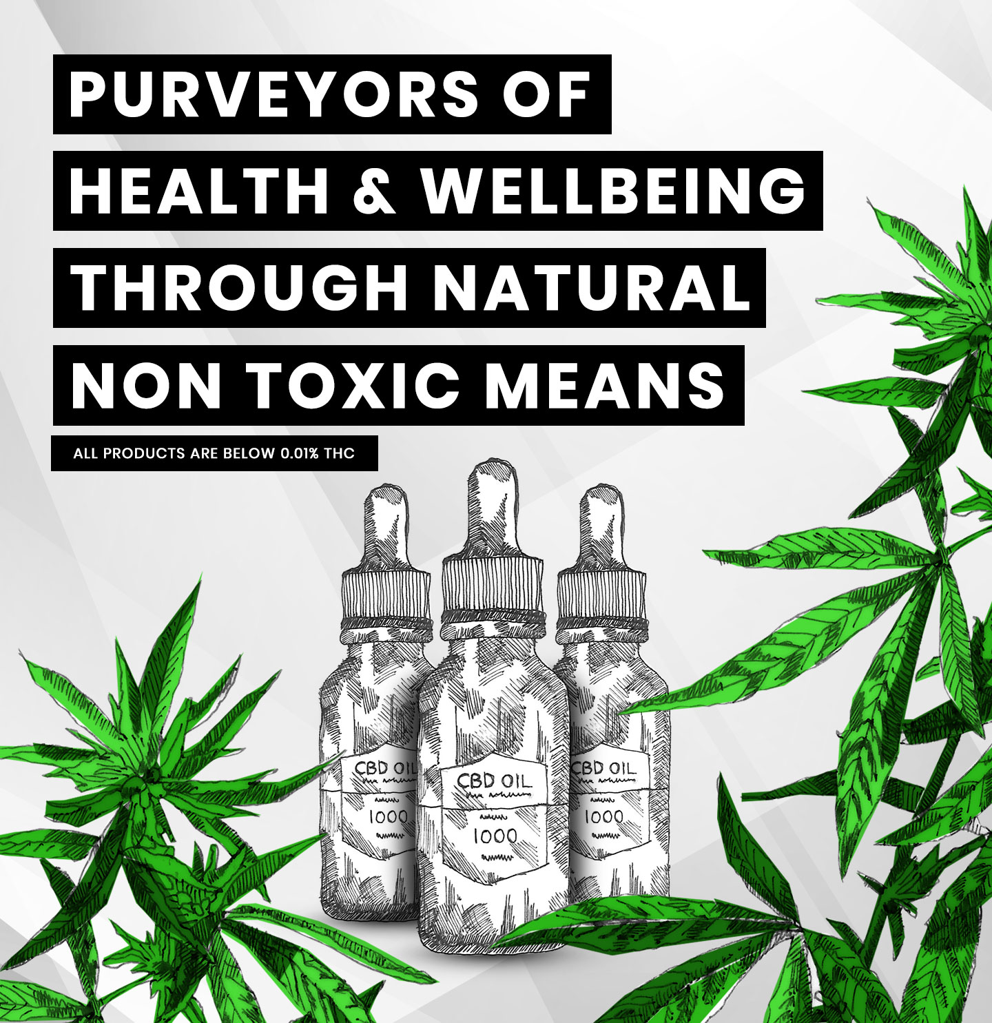 Purveyors of Health & Wellbeing Through Natural Non Toxic Means